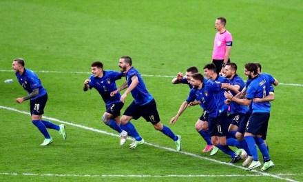 """Italia, prima finalistă la UEFA Euro 2020! """"Squadra Azzurra"""" s-a calificat după loviturile de la 11 metri"""