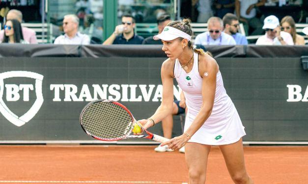 Capăt de drum pentru Buzărnescu la Winners Open! Sherif, prima finalistă la turneul WTA 250 de la Cluj