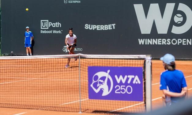 Debut excelent pentru românce la turneul Winners Open WTA250. Rezultatele primei zile