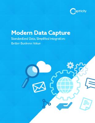 Modern Data Capture