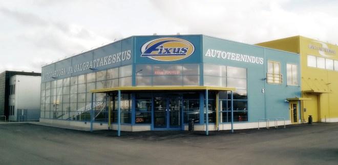 Fixus autoteenindus