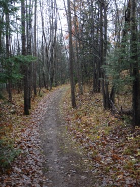 A side trail.