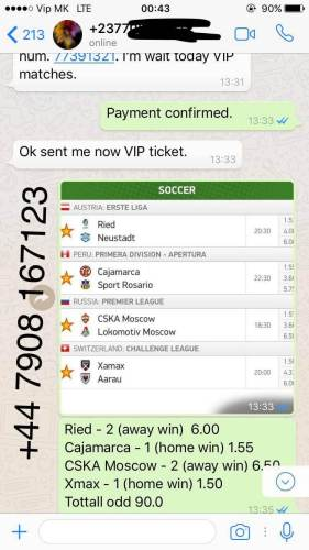 best fixed matches 100%,
