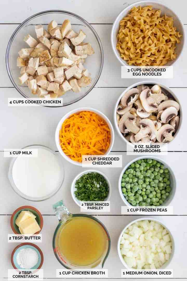 All ingredients needed to make this recipe