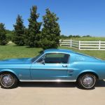 45 000 1967 Ford Mustang 2 2 Fastback 289 W Power Steering A Code Fixercars