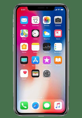 iPhone X repair service in London UK or send it in for Online Repair