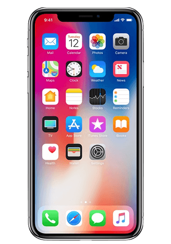 iPhone X repair service in London UK or send it in for Online Repair