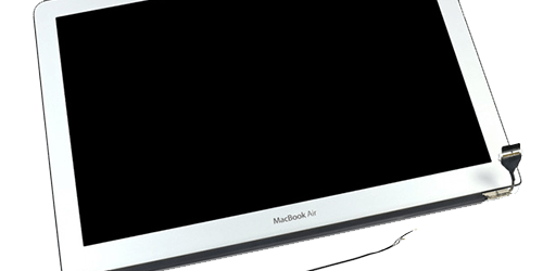 MacBook Pro broken screen repair services in UK, bring it in or send for online repair
