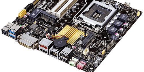 Motherboard repair services in London by computer repair company Fixfactor