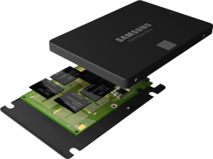 Samsung EVO SSD 850 is one of the fastest SSD drives and we use them for our SSD upgrade services in London same day