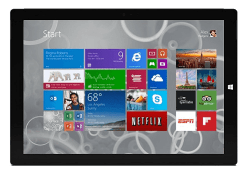 Microsoft surface pro 3 repair services in UK send it in or bring for quick repair