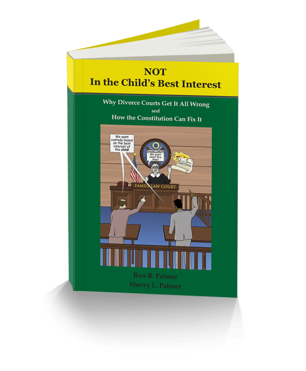 Book Not In the Child's Best Interest