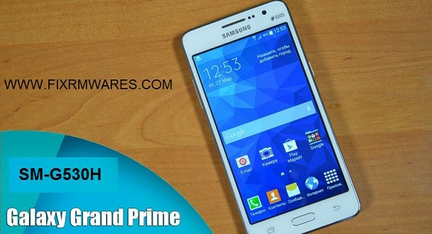 Samsung Grand Prime | SM-G530H | 4-File Firmware (LolliPop
