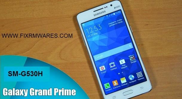 Samsung Grand Prime | SM-G530H | 4-File Firmware (LolliPop-5 1 1)