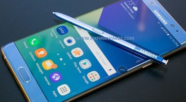 Bypass Frp Account Google Samsung Galaxy Note 7 Fe N935s