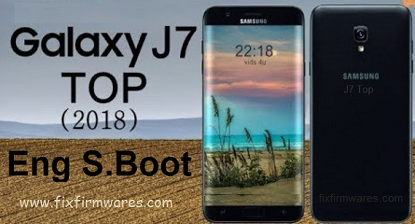 SM-S757BL Eng S Boot File ADB Enable Bypass Frp Galaxy J7 Top 2018