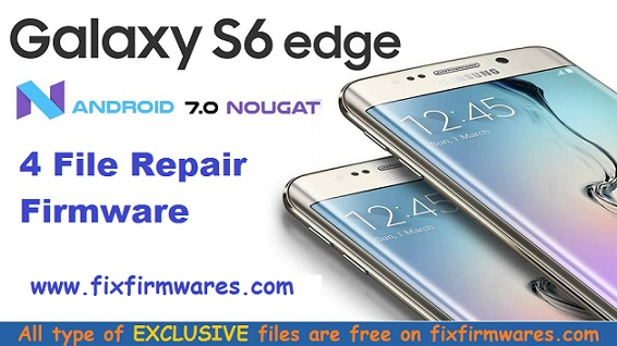 SM-G925T Galaxy S6 Edge 4 File Firmware 7 0 Download Free