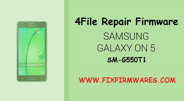 SM-G550T1 Galaxy On5 4 File Firmware 6 0 1 Download Free