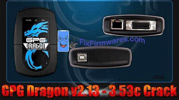 GPG Dragon