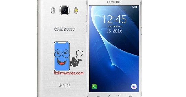 Samsung J5 2016 | SM-J510FN | 4-File Firmware ( Android 7 1 1)