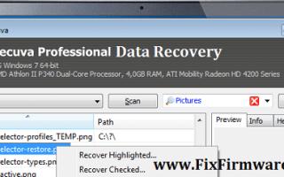 💄 Free download recuva for windows 7 64 bit | Recuva Pro