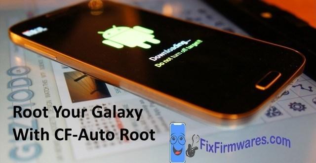 Samsung Galaxy S8 | SM-G950F Cf Auto Root File