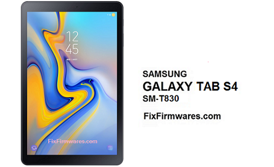 Samsung Galaxy Tab S4 | SM-T830 Boot File 8 0 0 Download