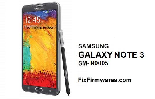 firmware n9005