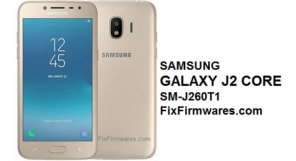 Bypass FRP Samsung | SM-J260T1 Combination File