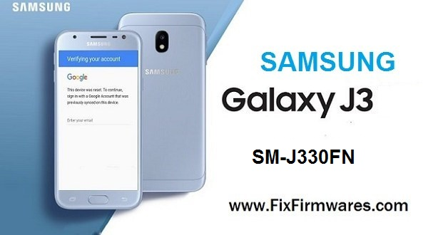 Samsung Galaxy J3 2017   SM-J330FN - CF Auto Root - File