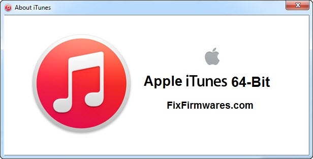 iTunes Download 64 Bit - Fix Firmwares