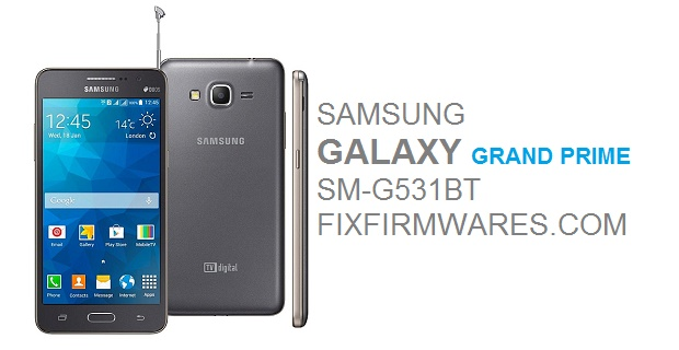 CF Auto Root | SM-G531BT Samsung One Click Root File