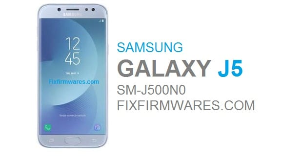 CF Auto Root | SM-j500N0 Samsung One Click Root File