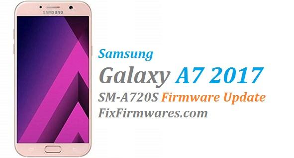 SM-A720S A720SKSU3BRK1_Oreo-8 0 0 Firmware Free