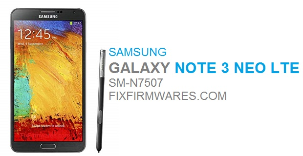 CF Auto Root | SM-N7507 Samsung One Click Root File