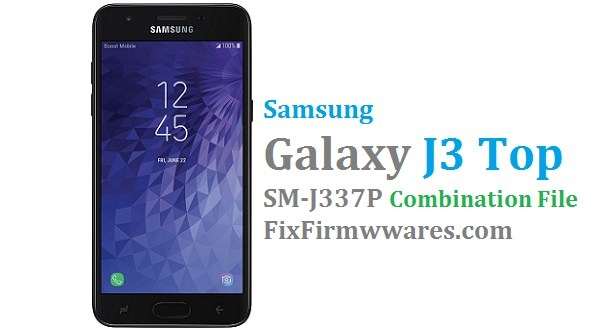 Samsung Galaxy J3 Top SM-J337P Combination File Download