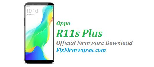 Oppo R11s Plus, Oppo Firmware Download, CPH1721,