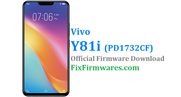Vivo Y95 Flashing