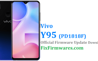 Vivo Y95,PD1818F,Stock Rom