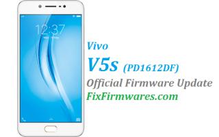 PD1612DF, VIVO V5S