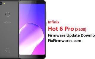 Infinix 6 Hot Pro Archives - Fix Firmwares