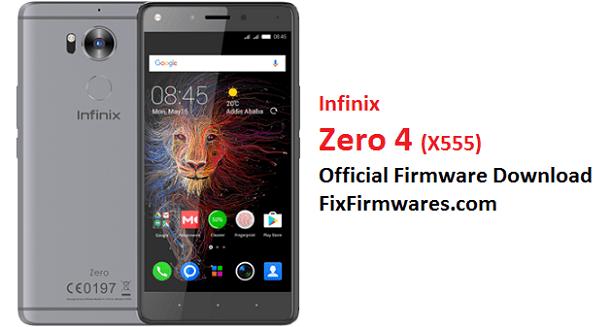 Infinix Zero 4, X555