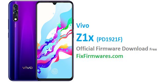 Vivo Z1X
