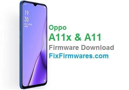 Oppo A11x, PCHM10