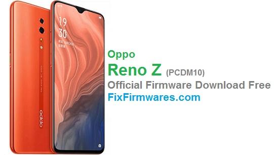 Oppo Reno Z, PCDM10