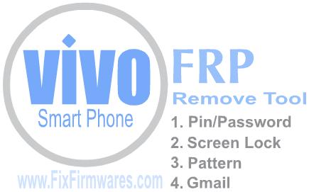 Vivo Screen lock, FRP Bypass