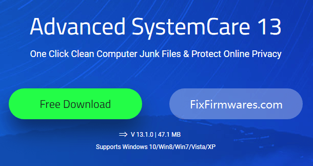 Advanced Systemcare IObit