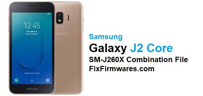 SM-J260X Combination File