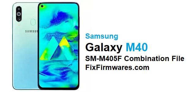 SM-M405F Combination File
