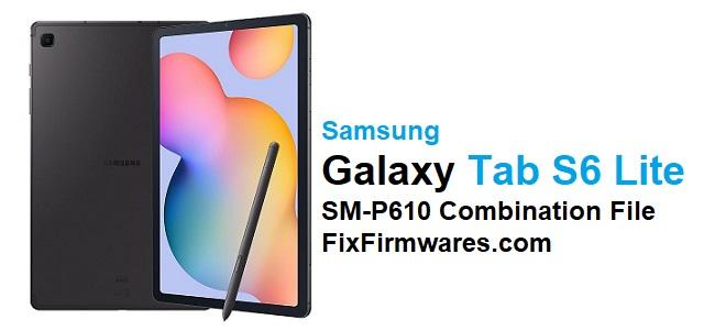 SM-P610 Combination File